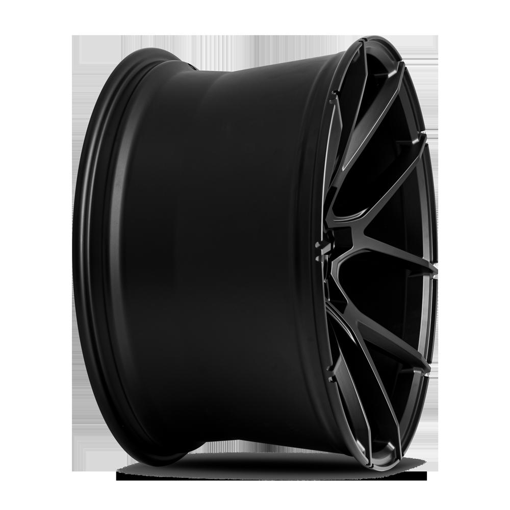 Matte Black Deep Concave (* Aufpreis)