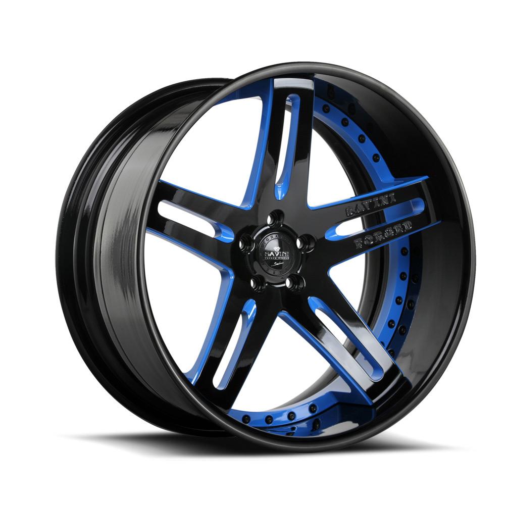 Black w/Blue | Xtreme Concave