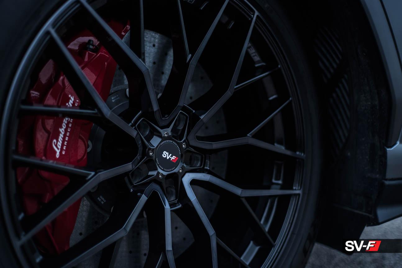 DDT | SV-F2 | Lamborghini Urus