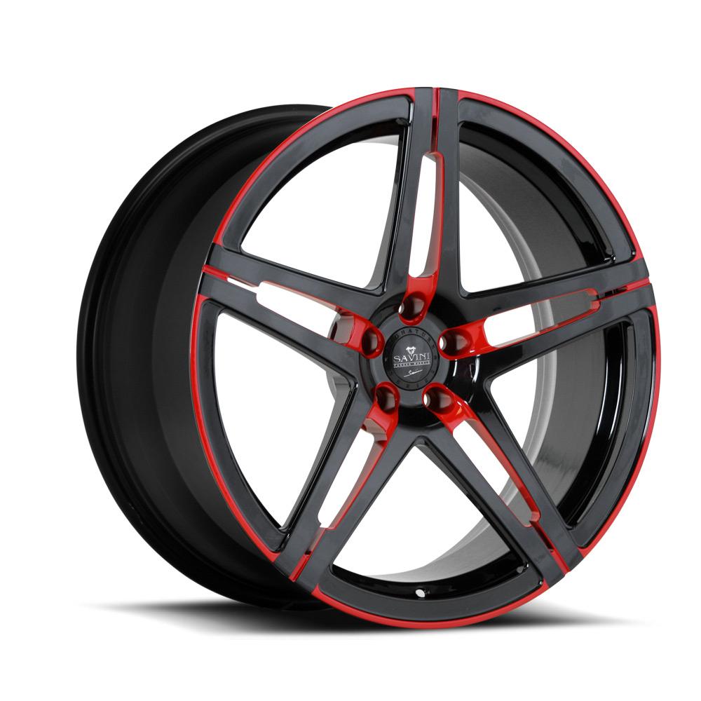 Black Red | Mono