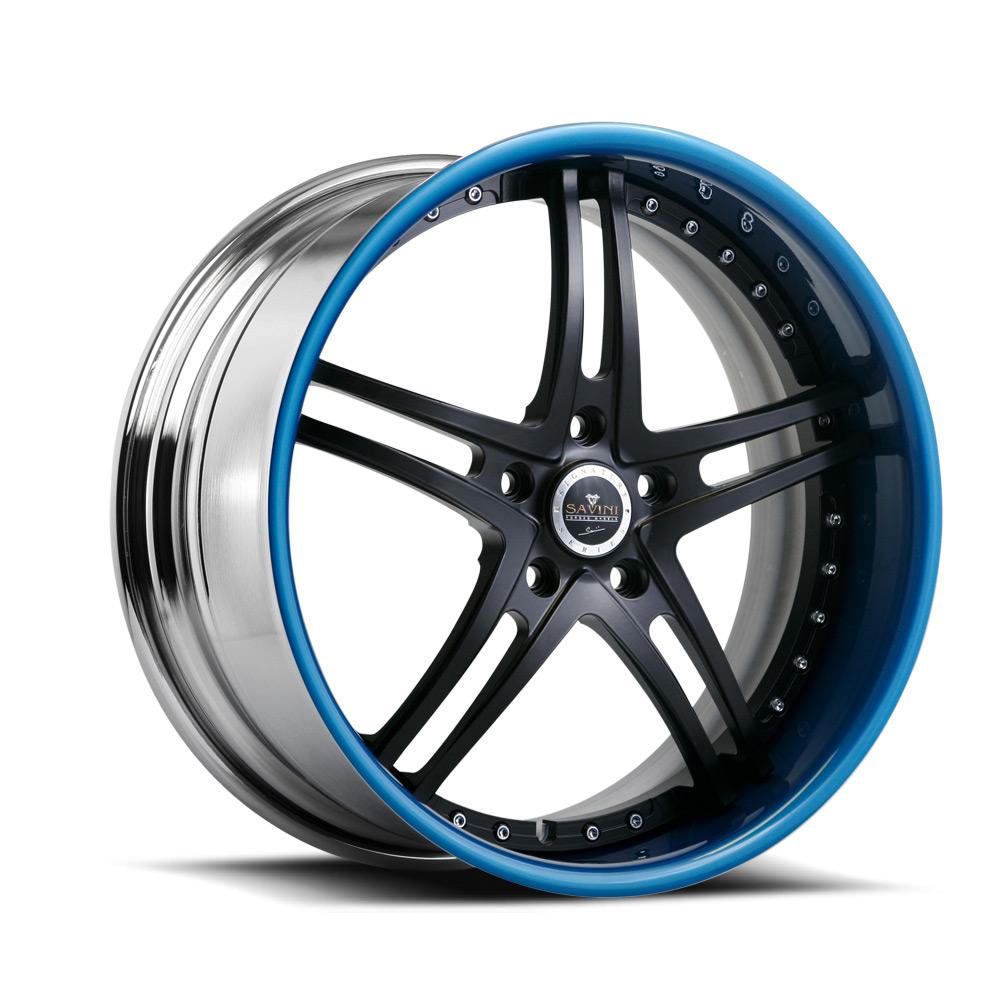 Schwarz Blau | Xtreme Lip Technologie