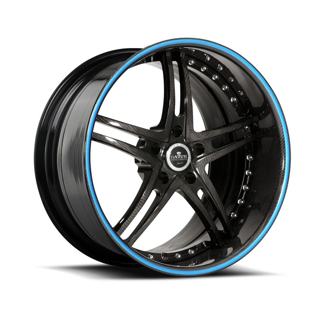 Carbon Fiber Blue | Xtreme Lip Technology