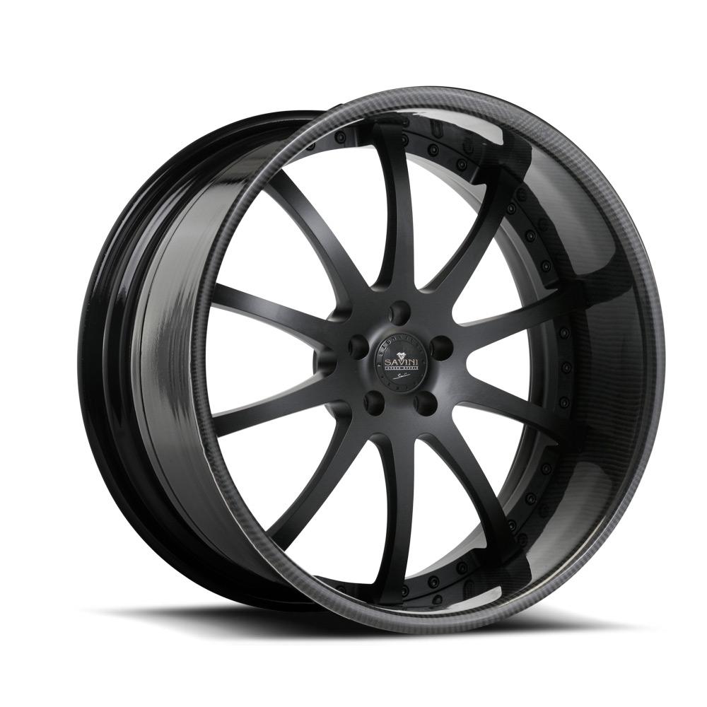 Black Carbon Fiber | Xtreme Lip Technology