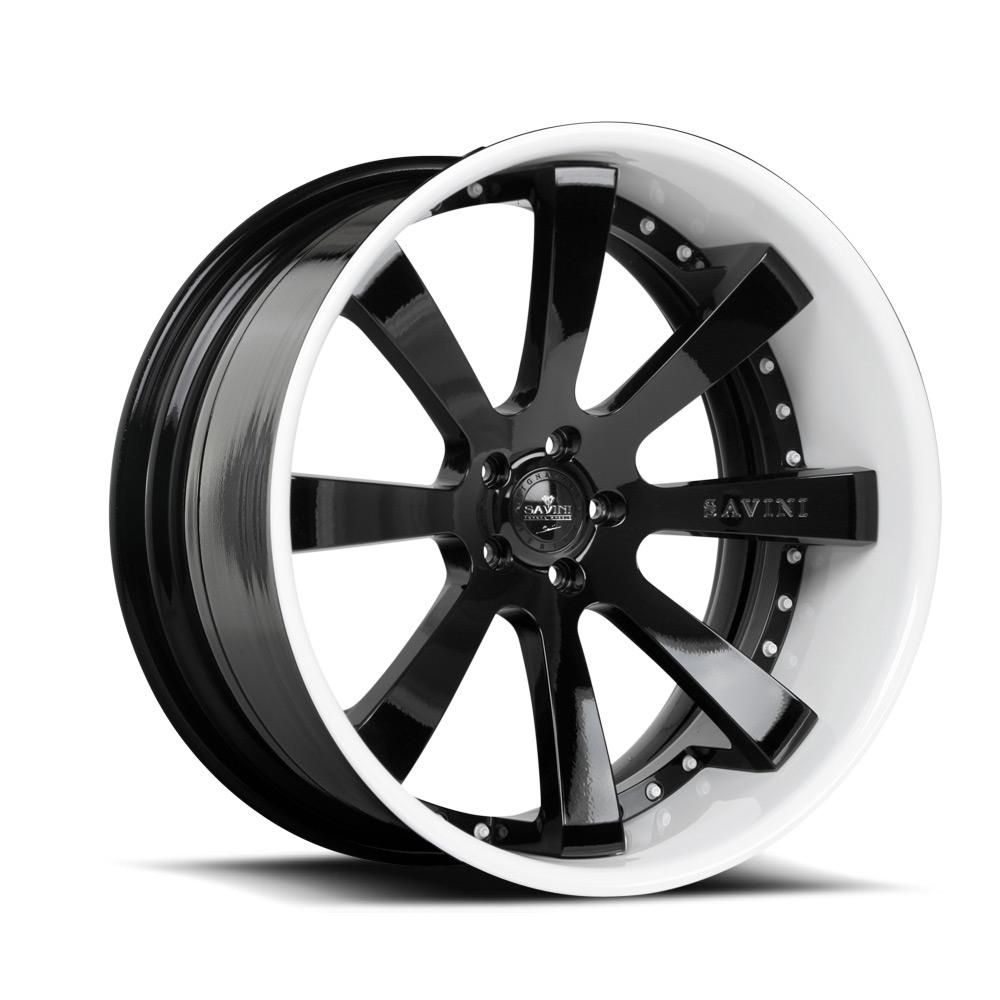 Schwarz Weiß | Xtreme Concave