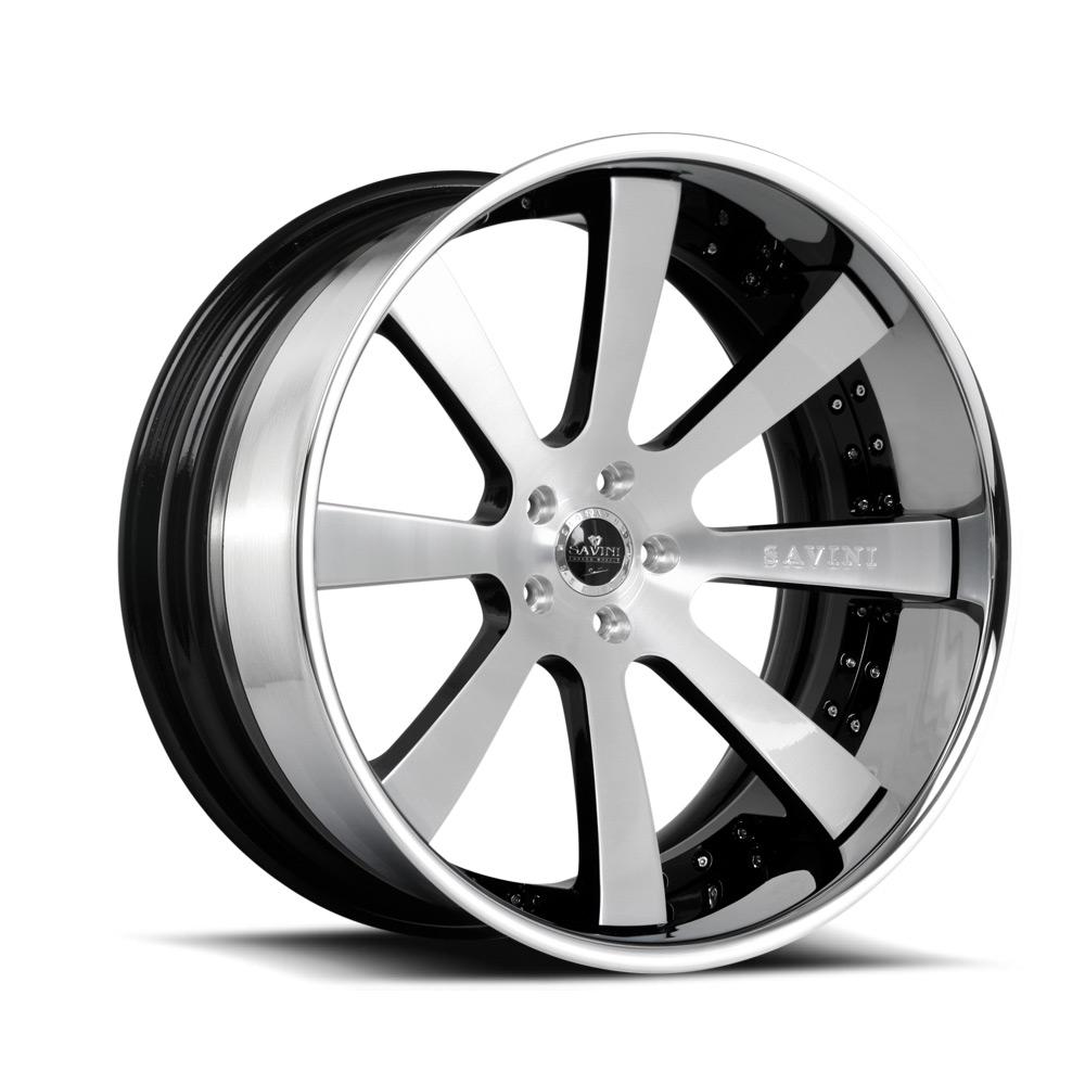 Black High Polish Chrome | Xtreme Concave