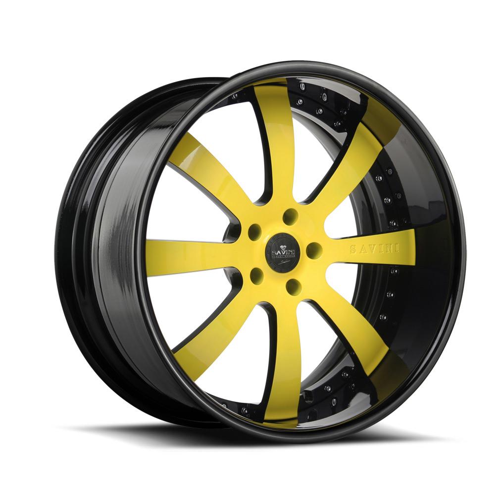 Yellow Black | Xtreme Lip Technology