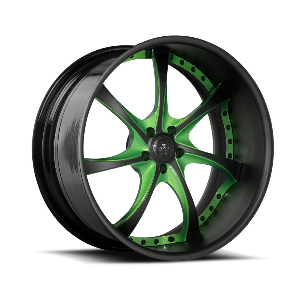 Black Green | Xtreme Lip Technology