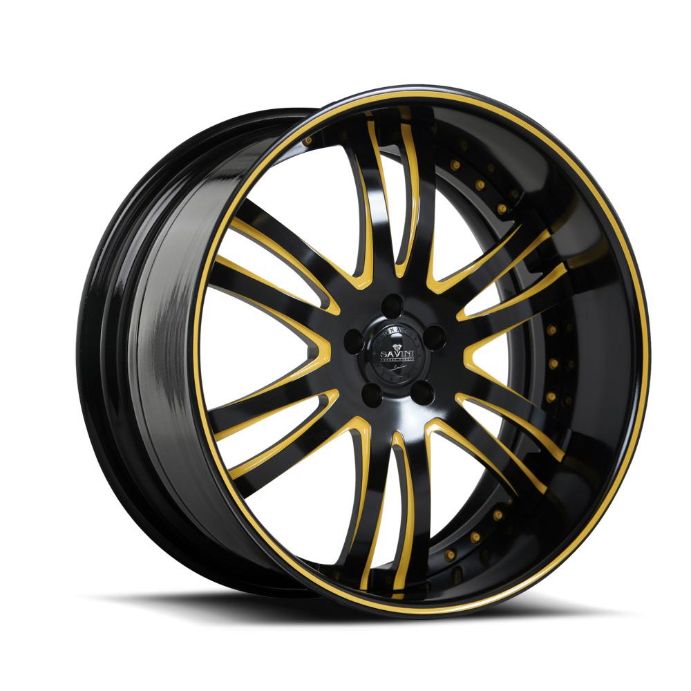 Black Yellow | Xtreme Lip Technology