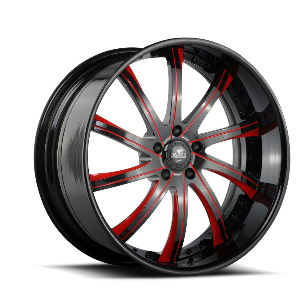 Черный красный | Xtreme Lip Technology