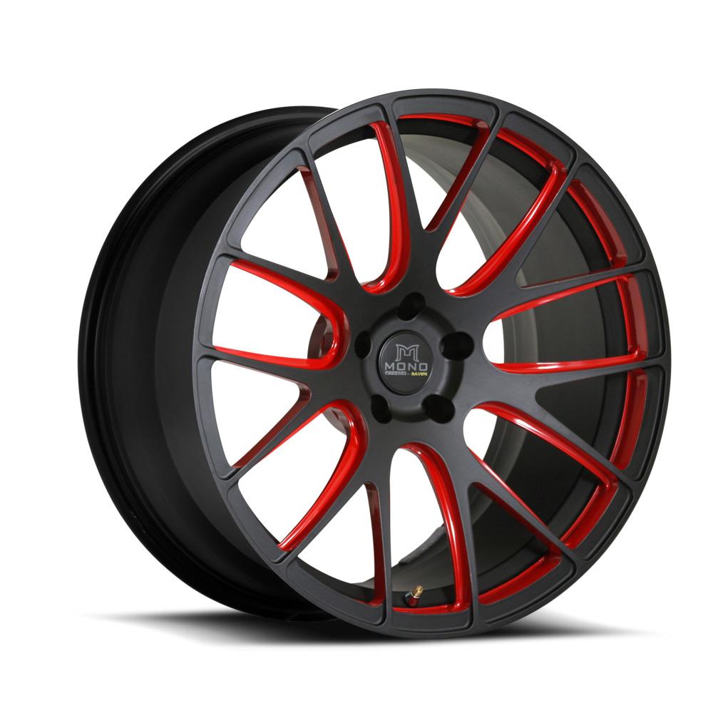 Red Black | Mono