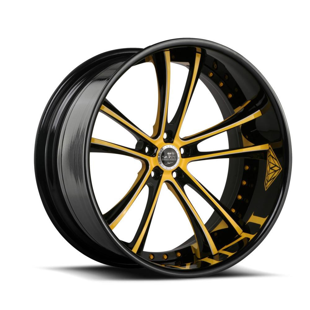 Black Yellow | Xtreme Concave