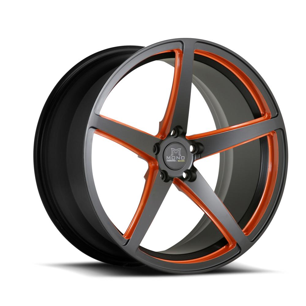 Black Orange | Mono