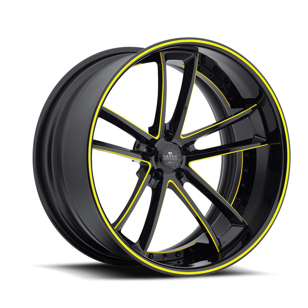 Schwarz Gelb | | Xtreme Concave