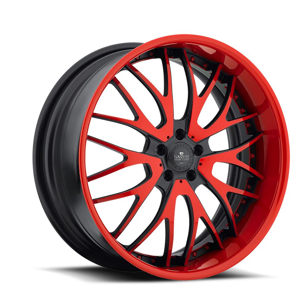 Schwarz Rot | Xtreme Lip Technologie