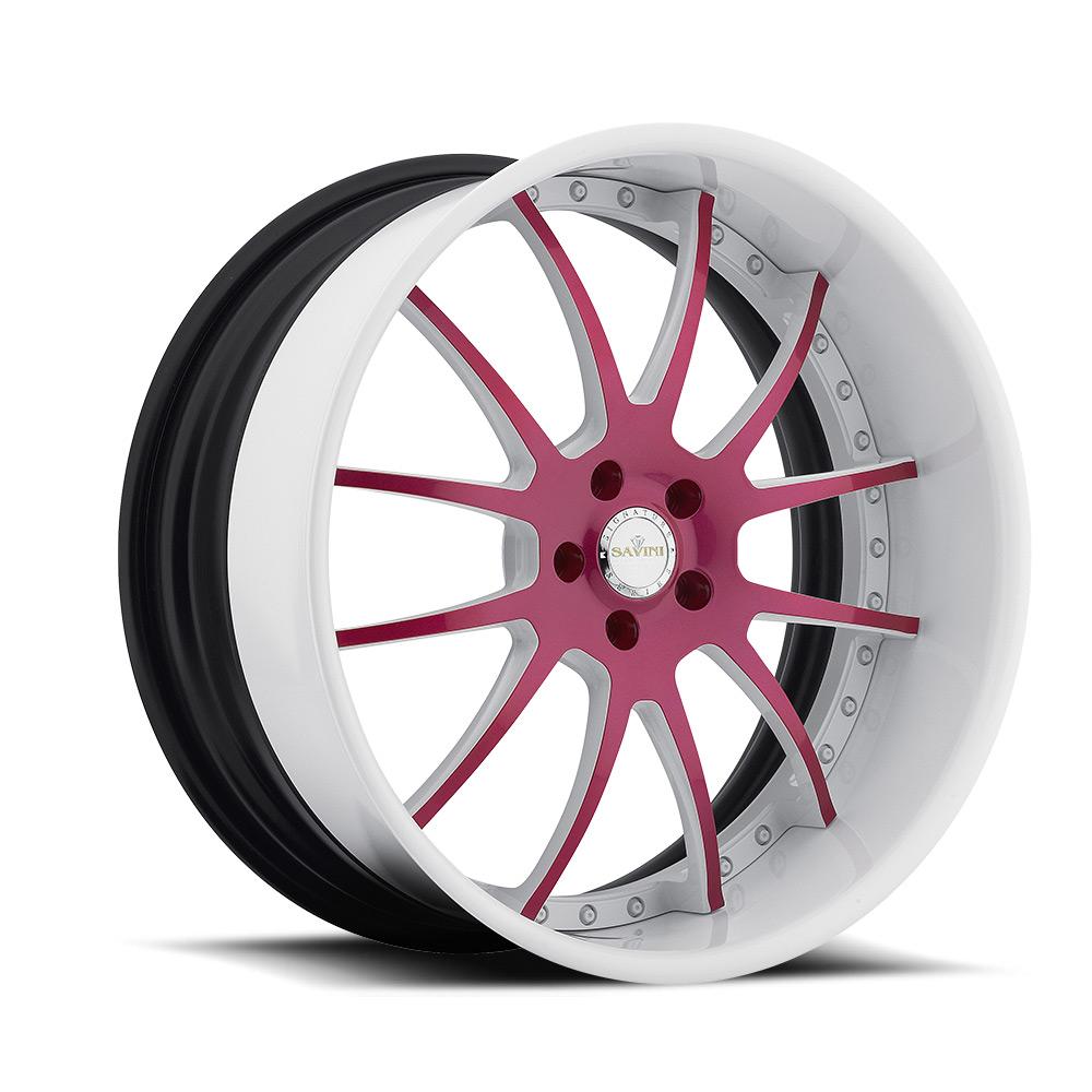 Розовый Белый Черный Custom | Xtreme Lip Technology