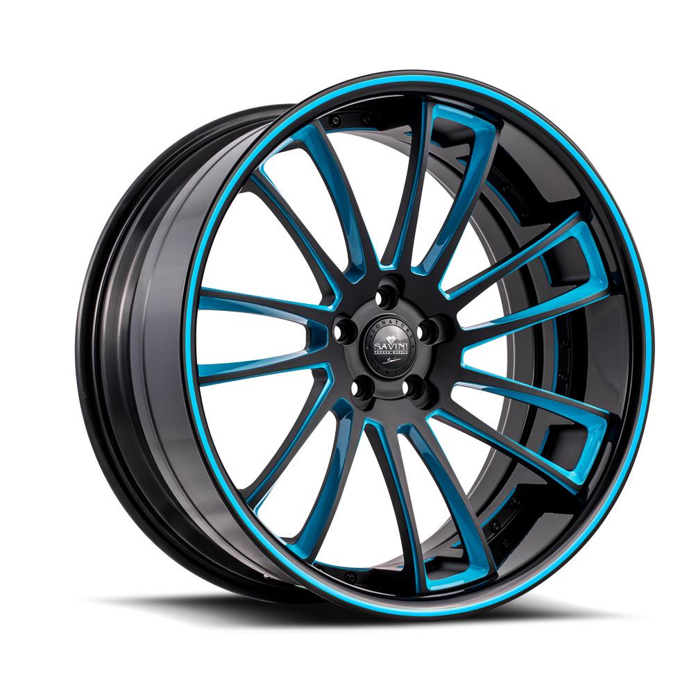 Black Blue | Xtreme Concave