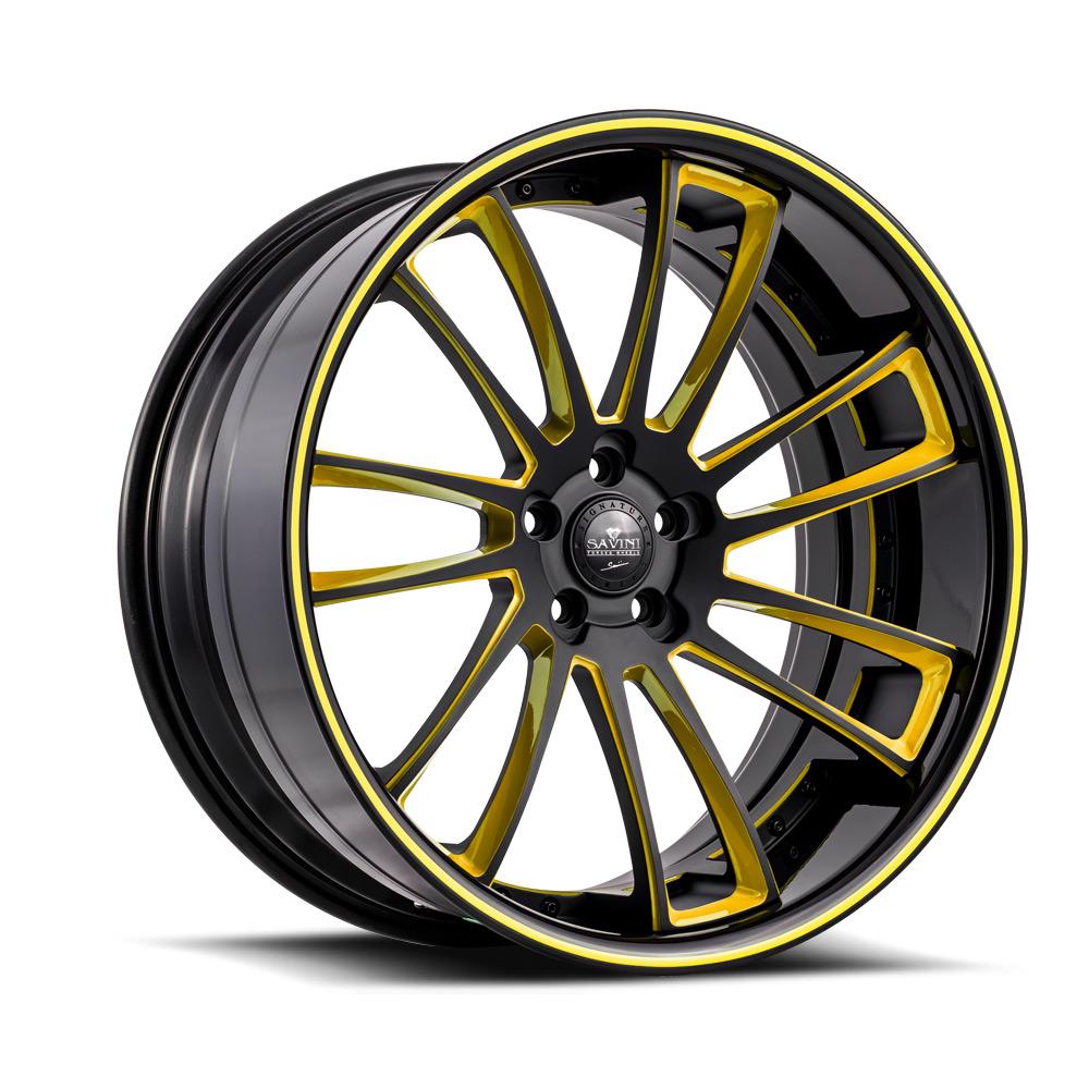 Black Yellow | | Xtreme Concave