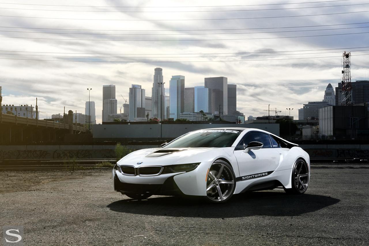 BMW i8 | SV59D | Savini Wheels